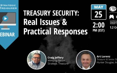 Treasury Security: Real Issues & Practical Responses