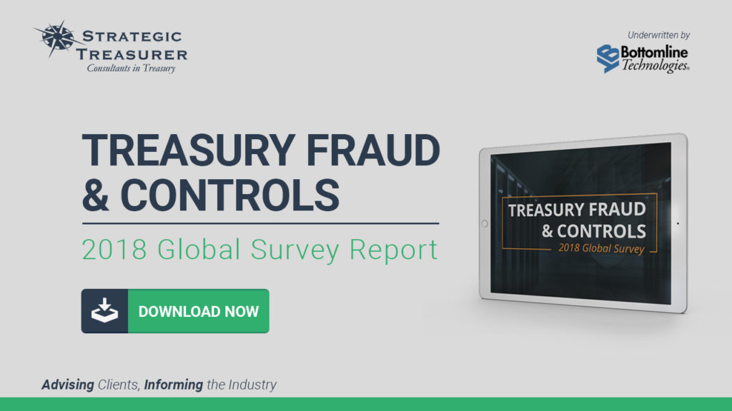 2019 Treasury Fraud & Controls Survey