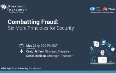 Combating Fraud: Six More Principles for Security