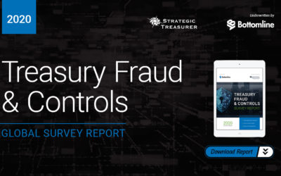 2020 Treasury Fraud & Controls Survey